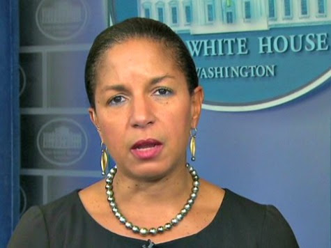 Ambassador Rice: American national security 'too white'