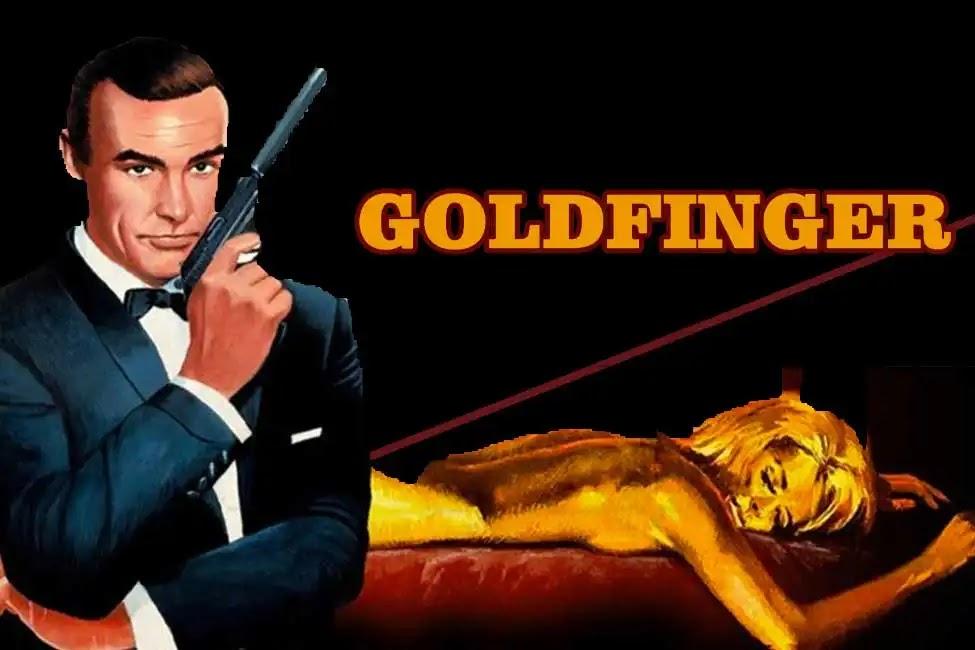 Goldfinger - 007 Movies List
