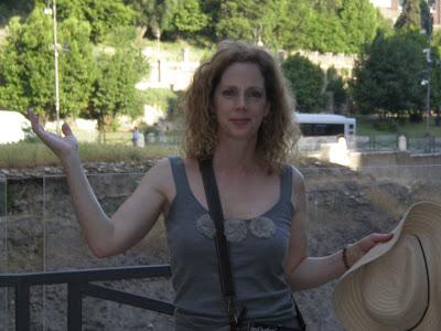 Penny Sadler, Italy