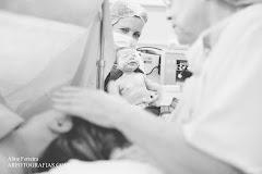 Album de fotos de nascimento Luiza