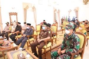 Raden Gani Muhammad Resmi Jadi PJS Bupati Sukabumi