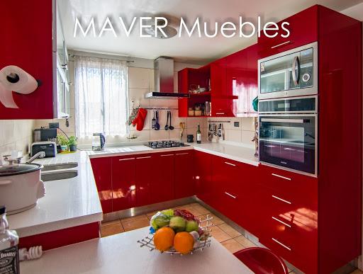 MAVER muebles de cocina - Muebles de cocina en La Reina Las ...