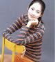 The Girl Wearing Tassel Earrings Qian Weishan