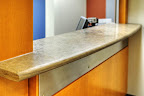 Honed Algonquin Countertop