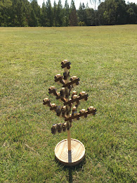 ジュエリーハンガーツリー 3D (S) jewelry hanger tree