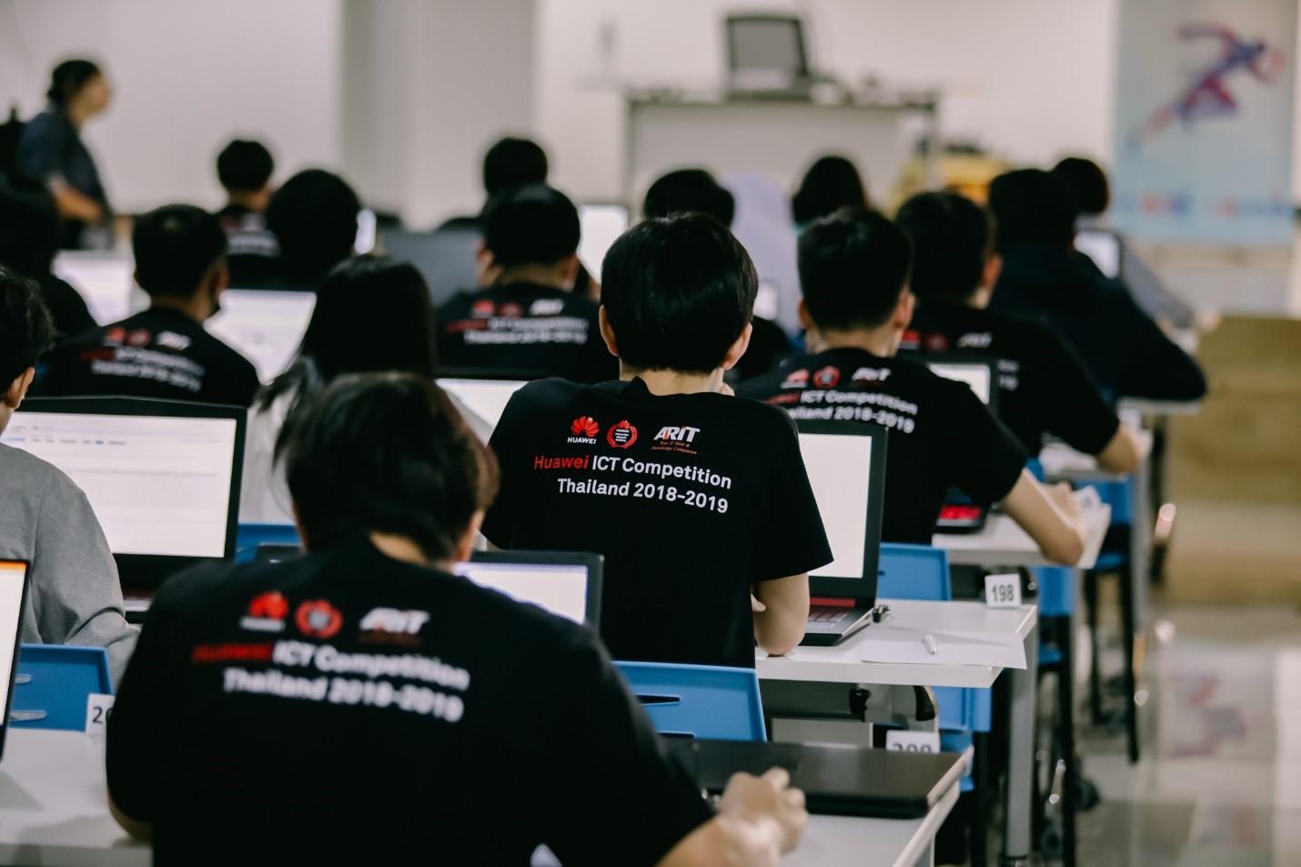 Huawei ยืนหยัดเคียงข้างการพัฒนาด้านดิจิทัลของไทย