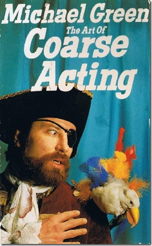 Art of Coarse Acting cover
