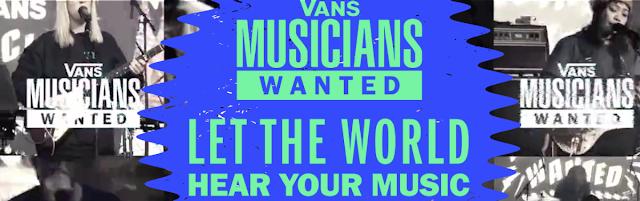 VANS MUSIC WANTED concierto de finalistas.