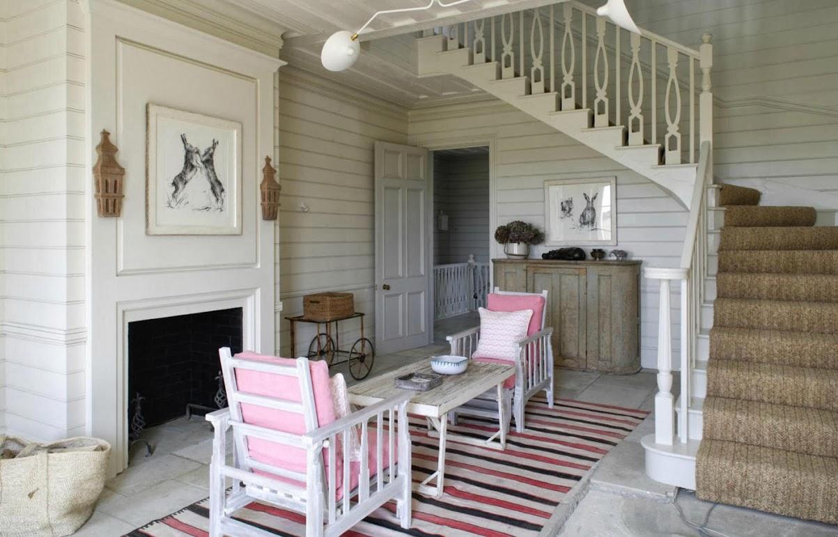 El recibidor de la casa bazeley - Muebles para el recibidor de la casa ...