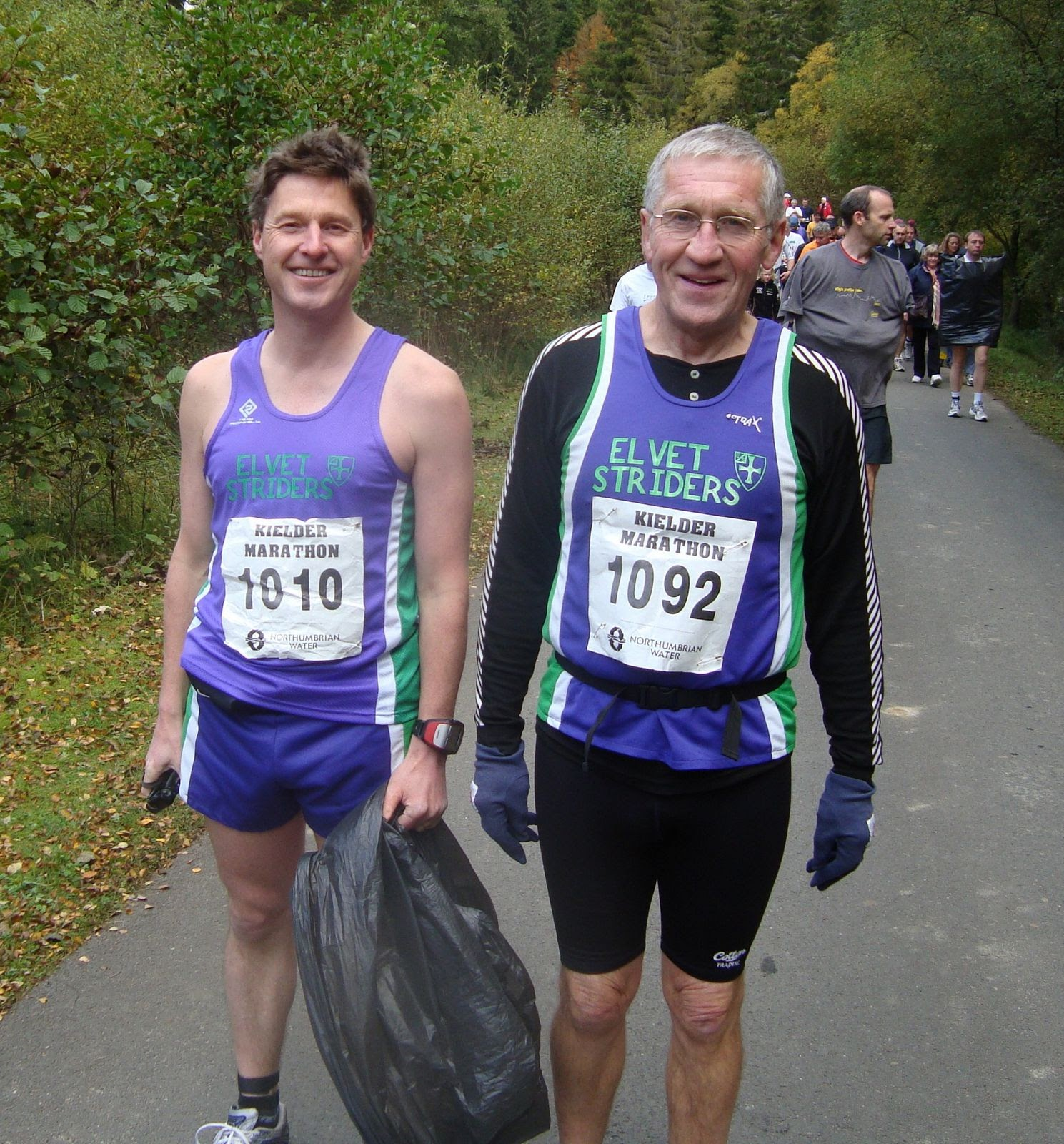 Dougie Nisbet -- Alan Purvis -- Kielder Marathon - 2010 -- photo by Dave Robson -- Sun 17 Oct 2010 08-57-02 BST_1.jpg