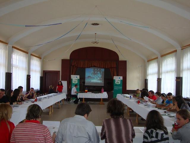 Workshop Parteneriat pt. un mediu curat - proiect educational  - 22-23 mai 2011 - DSC09662.JPG