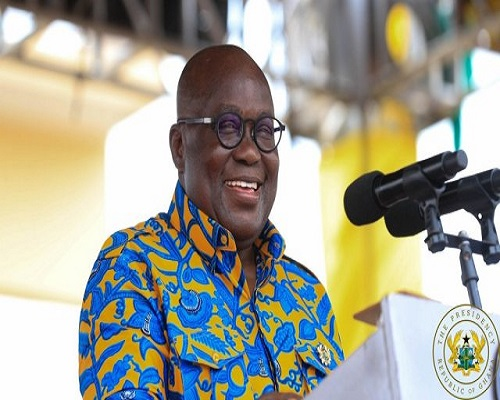 Akufo-Addo's Easter Message To Ghanaians