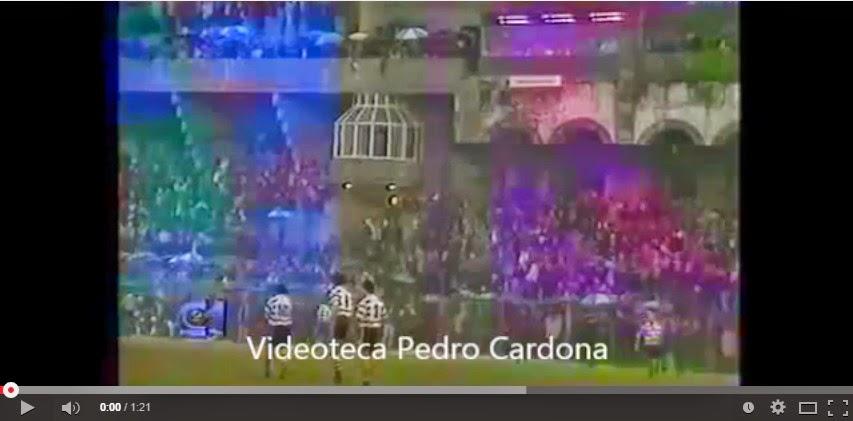 Vídeo - Taça de Portugal: Lamego - F.C. Porto (1-1) - Época 95/96