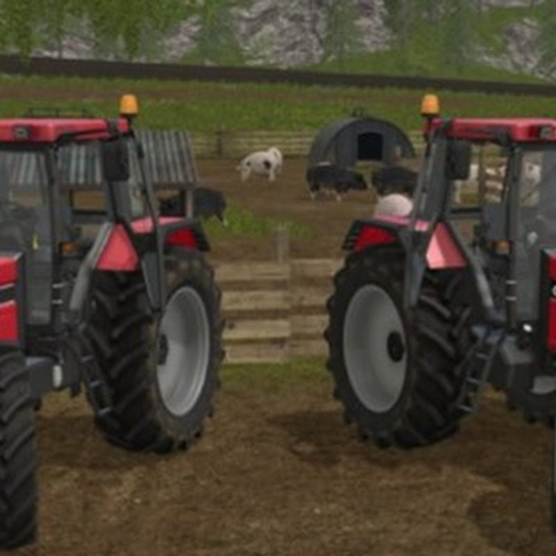 Farming simulator 2017 - Case IH 1455 FH V 1.0