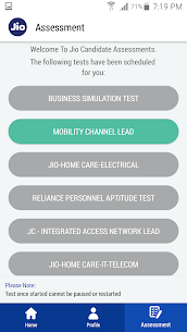 Jio Careers Apk App File Download 4