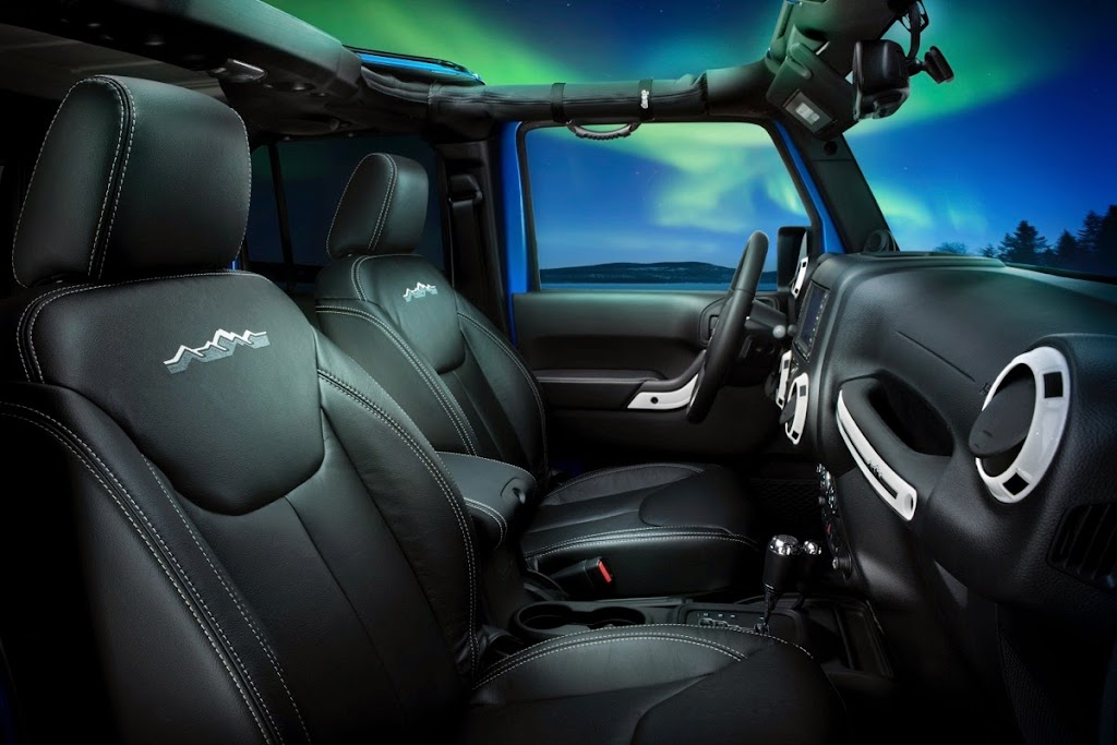 2014 JEEP WRANGLER POLAR EDITION 025WR