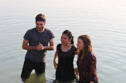 Outreach - Baptism