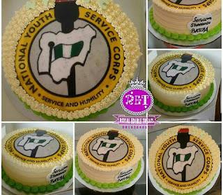 Nysc cake