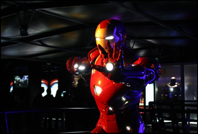 Marvel Avengers S.T.A.T.I.O.N. London Iron Man