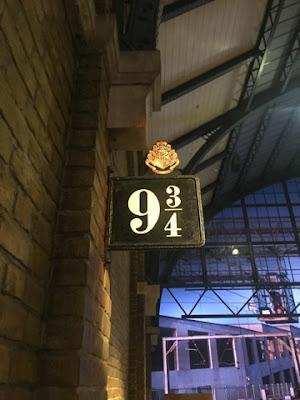 Harry Potter Studios Tour London 9 3/4