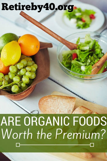 organic foods is it worth it Go organic expert: carolyn dimitri, phd, applied economist and associate  professor of food studies at new york university there's no question that if you  can.