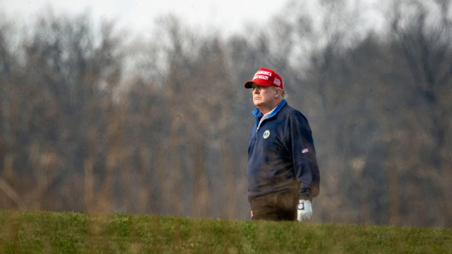 Man Charged With Assault For Blowing On Two Activists Outside Trump National Golf Club Settles Case