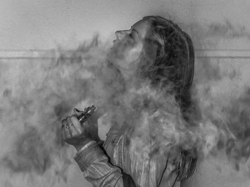 effimera bellezza come fumo negli occchi di massimo bertozzi