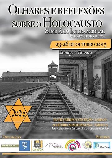 Seminário internacional vai refletir sobre o Holocausto