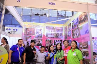 NCDA Booth