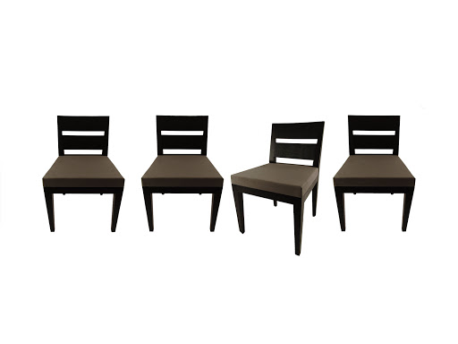 Desiron Side Chair Lot (4)