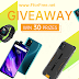 Aliexpress Global Giveaway Win 30 UMIDIGI Smartphones for FREE