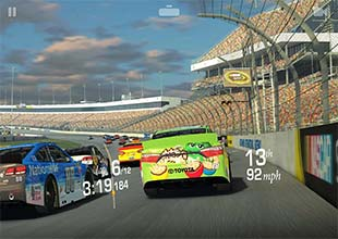 لعبة سباق حقيقي Real Racing 3