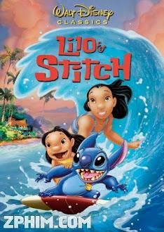 Lilo Và Stitch - Lilo & Stitch (2002) Poster