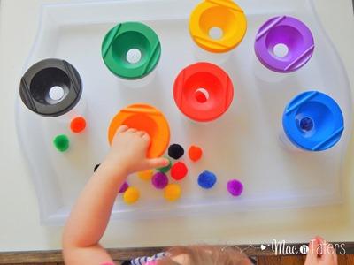 Pom Pom Color Push