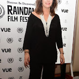 WWW.ENTSIMAGES.COM -    Josie Lawrence    arriving at        World Premiere of Bonobo at the 22nd annual Raindance Film Festival in Vue Piccadilly, London September 25th 2014Feature length which follows a straight laced middle-aged widow as she attempts to remove her daughter from a hippy commune.                                               Photo Mobis Photos/OIC 0203 174 1069