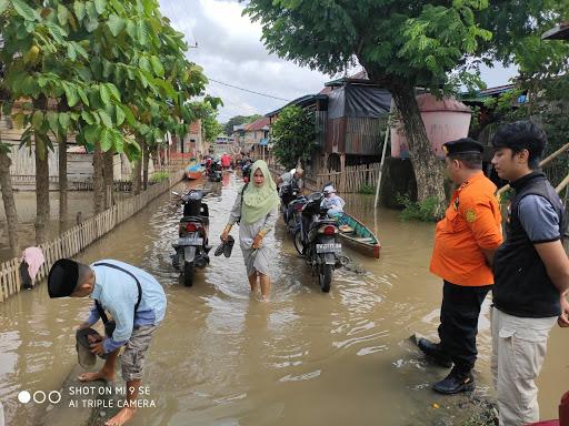 Ratusan Rumah Terendam Banjir di Wajo, Masyarakat Masih Pilih Tinggal di Rumah