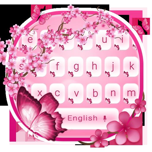 Butterfly Love Keyboard