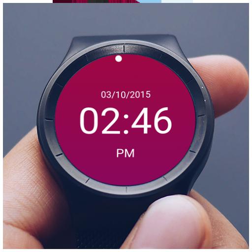 LED Digital Watch LiveWP 個人化 App LOGO-硬是要APP