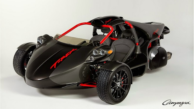Campagna Motors presents T-REX 20th Anniversary special edition