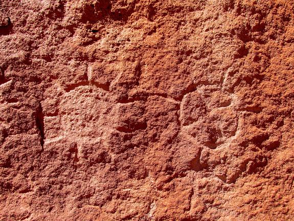 Turk's Head petroglyph