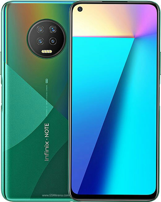Infinix Note 7 And Note Infinix 7 lite Launched in Nigeria