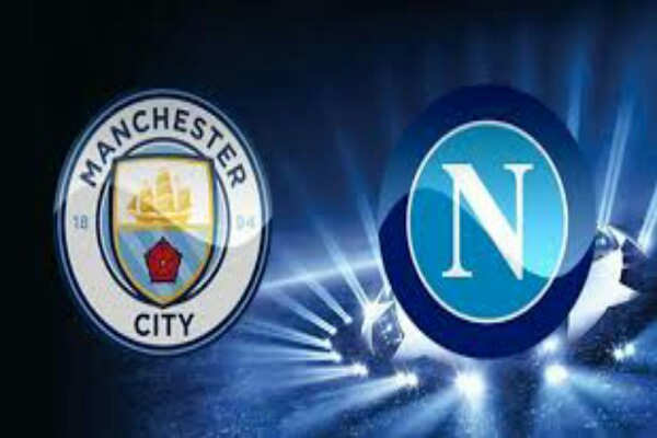 Manchester City vs Napoli Champions league match highlight