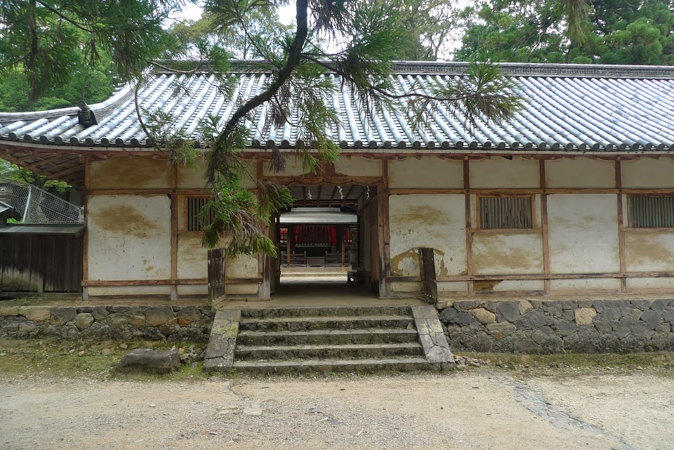 nara sanctuaire