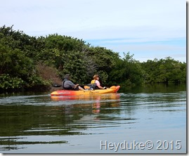 Kayaking Lovers Key SP 008