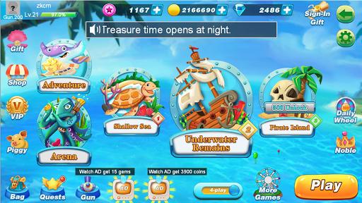 BanCa Fishing - Be a fish hunter 1.48 screenshots 8