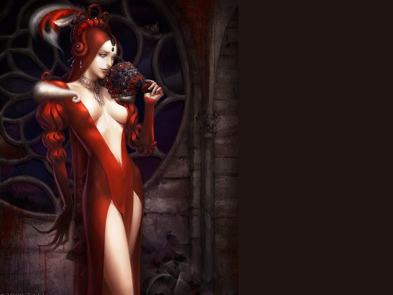 Nature Of Fine Angel, Magic Beauties 5