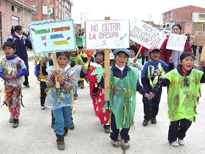 Mercedario: zona del Distrito 4 de El Alto