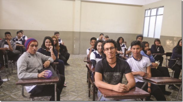 Curiosidades de la educación boliviana