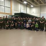 37 Signals Regiment Training Night