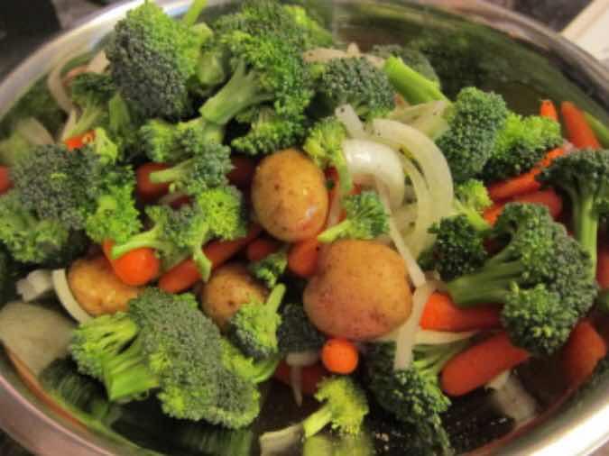 veggie pack